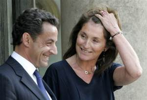 Sarkozy&Cecilia