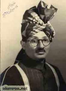 السلطان فضل عبدالكريم عام 1948