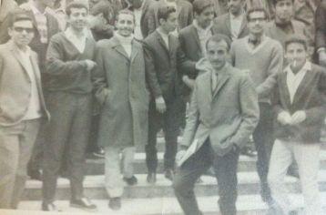 أيام الدراسة في مصر 1969