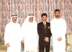 مع الفنان احمد فتحي والشاعر سعيد دحي
