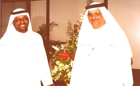 مع علي العمودي في جريدة الإتحاد