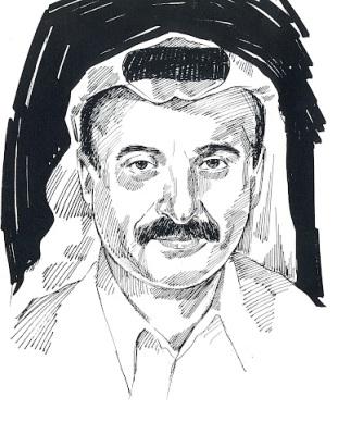 بريشة فنان من جريدة الاتحاد