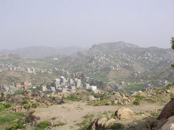 جزء من قرى الموسطه