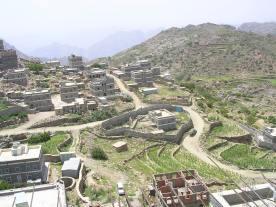 جزء من قرية المصنعه الموسطه