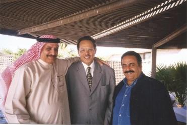 مع السادة علي ناصر وسالم صالح