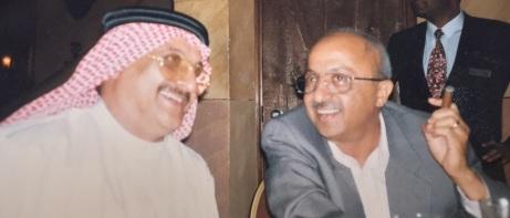 مع عبدالعزيز الدالي