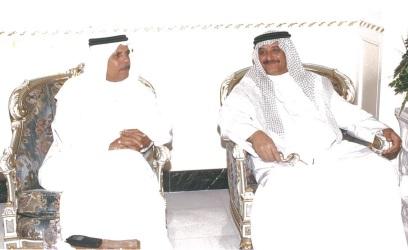 مع رجل الأعمال قاسم الشرفي