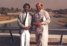 مع الشاعر محمود الحاج